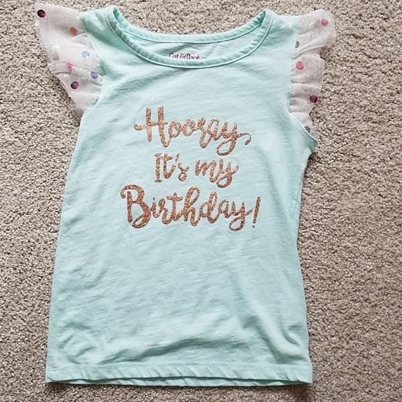Hooray Its My Birthday Shirt